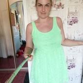 Лёгкое платьице