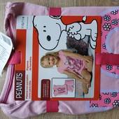 Летний комплект домашний костюм пижама 110/116 Peanuts (Германия) футболка шорты