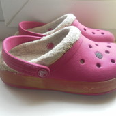 Кроксы Crocs оригинал  состояние отличное