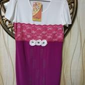 Шикарное летние  платье для принцессы