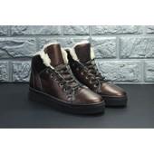 Стильные зимние женские ботинки (кеды) Viva (39)