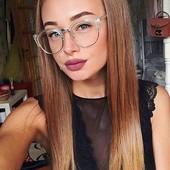 Очень красивые имиджевые очки (Италия)