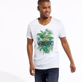 Классная стильная футболка Livergy Германия размер М (48/50)