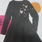 Платье от бренда pepperts Германия,  очень красивая модель. Рисунок вышивка
