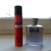 Набор парфюмерии Energy Bond   ОАЭ 100 мл + 75 мл