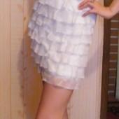 Легкое летнее платье S