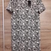 Черно-белое платье Esmara