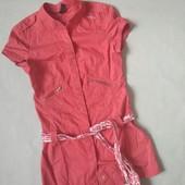 Платье халат туника