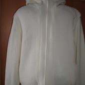 Кофта куртка р.L. Petroleum. штучне хутро