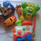 фирменные интерактивные игрушки одним лотом!