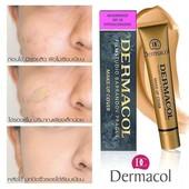 Тональный крем Dermacol Make-Up Cover. ... тона 207, 208, 209, 211, 212 Чехия.  1 на выбор.