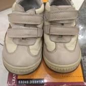 Туфли 24р кожаные