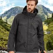 ☘ Непромокаемая мужская куртка мембрана 3000 от Tchibo(Германия), размеры наши: 56-58 (XL евро)