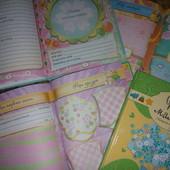 Дуже милий і гарний перший альбом малюка - матусин нотатник