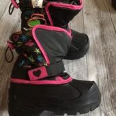 Новые сапожки сноубутсы Athletic  , размер 28 стелька 18 см ( по бирке)