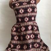 Очень красивое платье classic tricot m/l