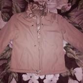 Отличная двухсторонняя курточка