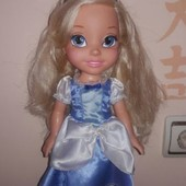 Кукла лялька дисней disney 35 см тодлер Золушка попелюшка