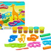 Play-Doh Make´n Mix Zoo Веселое сафари