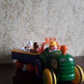 Трактор фермер Kiddieland,бу
