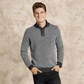 Крутой мужской свитер,Рекомендую! Livergy Германия размер XL (56/58),упаковка!