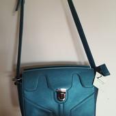 Стильная, в единственном экземпляре, фирменная сумка кроссбоди Silvian Heach, Италия!