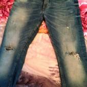 джинсы слимы Celio 44(34)
