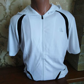 Мужская пайта с коротким рукавом бренда Adidas. Размер на выбор.