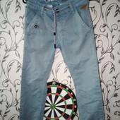 Коттоновые штаны на рост 122-128 см