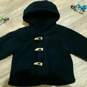 Флисовое пальто для мальчика GAP 3-12 мес