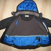 Зимняя куртка H&M 2-3 года,мы носили до 4 лет