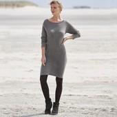 элегантное платье,в составе кашемир Esmara размер евро 40-42,упаковка!