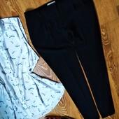 Дуже красиві, чорні штанішки класика від Next, 12