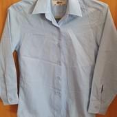 Школьная рубашка р.S
