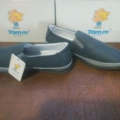 Кожанные туфли Tom.M - супер цена и качество! 38-(24см). Последние.