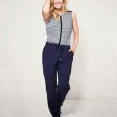 Стильные брюки Helene Fischer от Tcm Tchibo, Германия! раз.евро 46; наш 52