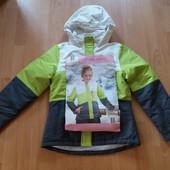 Новая зимняя лыжная куртка