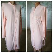 Новая персиковая рубашка,ночное платье,халат от Tu / uk-16,сток