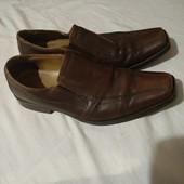 Брендовые туфли Claudio conti✓осень-весна✓Германия✓100%Натур. кожа✓Как новые✓Стелька 30✓такие одни✓