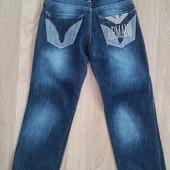 Джинсы детские Armani Jeans Италия!!!! 5-6 лет рост 122 см