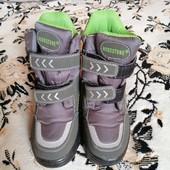 Зимові черевики 29-18.5см