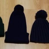Деми шапочки+шарфик