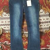 джинсы р евро 38(46) новые Турция