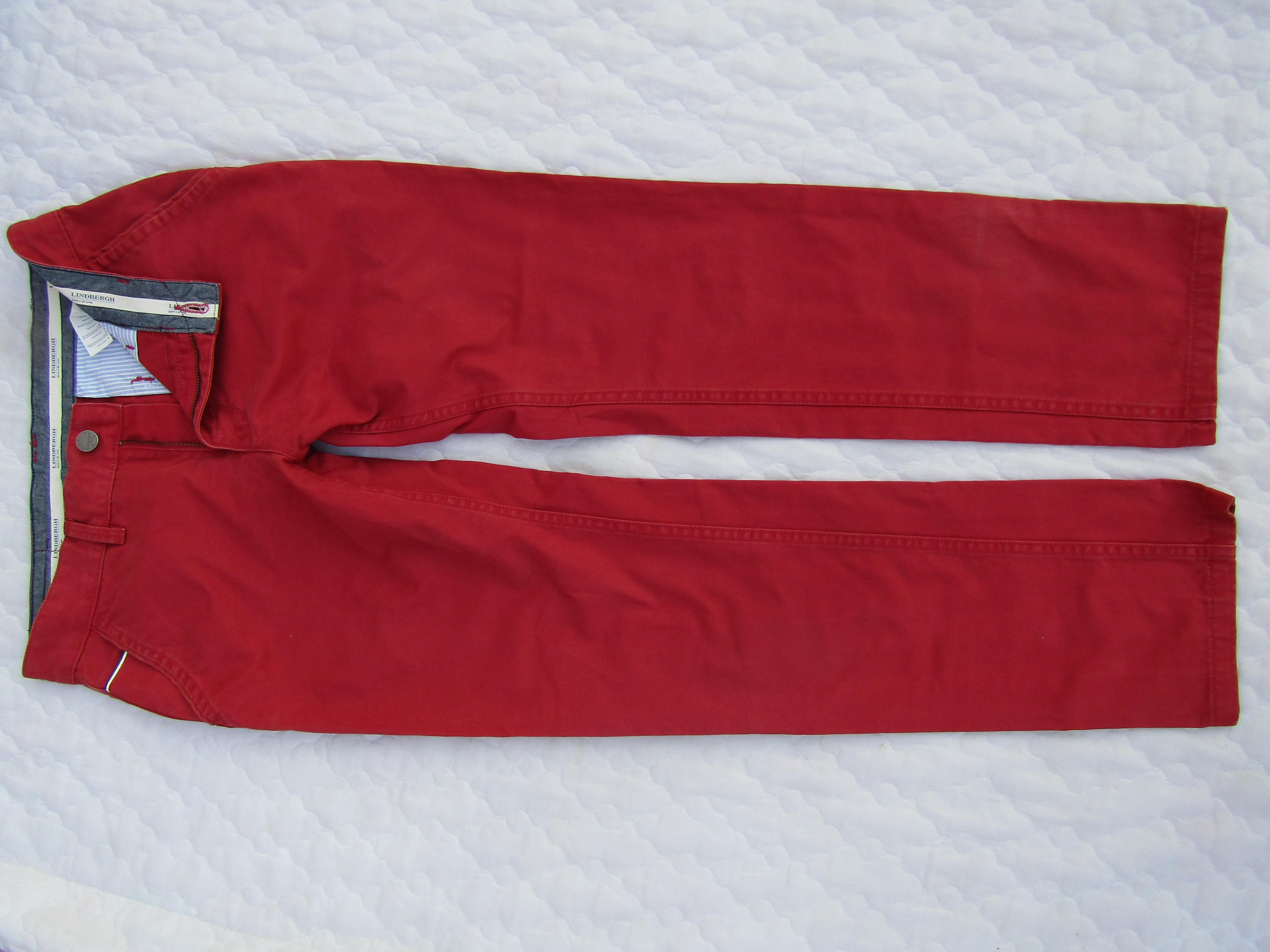 Очень крутые мужские джинсы Lindbergh, размер 34/32, состояние! - Фото №1