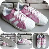 Красивые качественные кеды кроссовки для девочек! Укрпочта -5%