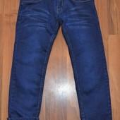 Зимние джинсы для мальчиков, 134-164