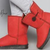 отличные угги .по доступной цене .обувь очень теплая и комфортная .