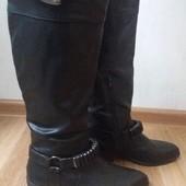 Ботфорты,сапоги от New Look,по стельки 25см.Качество✅✅✅
