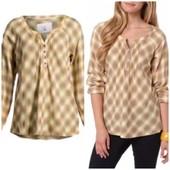 Тончайшая котоновая блуза Tom Tailor р.38 в идеале