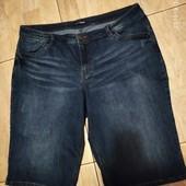 Шорты джинсовые на пышные формы Новые Люксовый сток